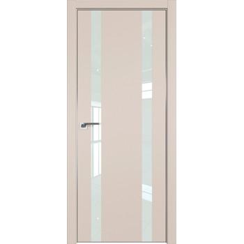 Дверь профиль дорс 9Е Санд - со стеклом