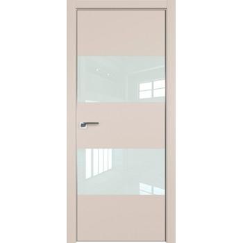 Дверь профиль дорс 10Е Санд - со стеклом