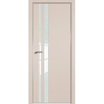 Дверь профиль дорс 16Е Санд - со стеклом