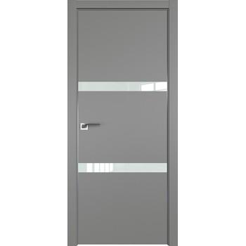 Дверь Профиль дорс 30Е Грей - со стеклом