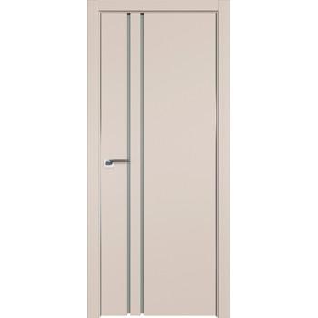 Дверь Профиль дорс 35Е Санд - со стеклом