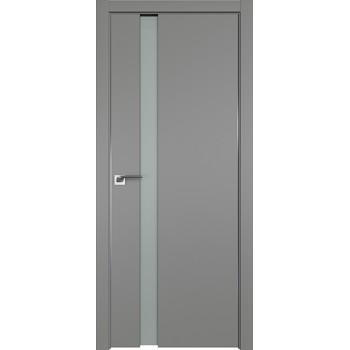 Дверь Профиль дорс 36Е Грей - со стеклом