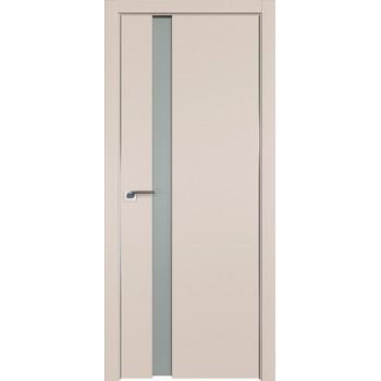 Дверь Профиль дорс 36Е Санд - со стеклом