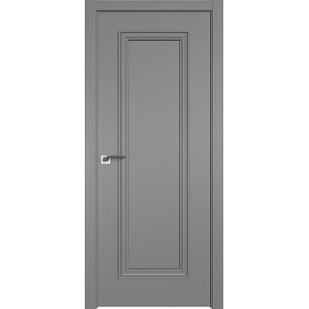 Дверь профиль дорс 50Е Грей - глухая