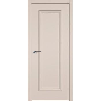 Дверь профиль дорс 50Е Санд - глухая