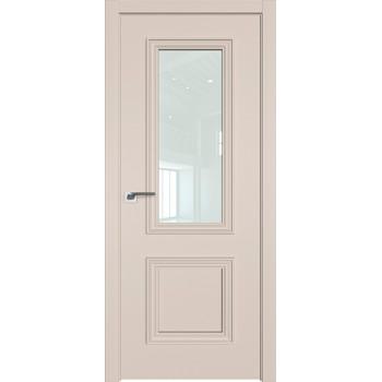 Дверь Профиль дорс 53Е Санд - со стеклом
