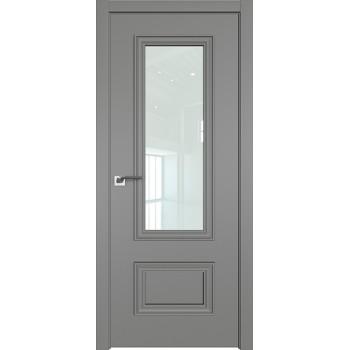Дверь Профиль дорс 59Е Грей - со стеклом