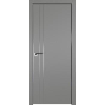Дверь профиль дорс 42Е Грей - глухая