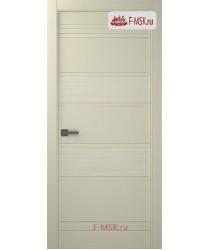 Межкомнатная дверь Твинвуд 3 (полотно глухое), Эмаль слоновая кость 2000х800 Belwooddoors (Товар № ZF126481)