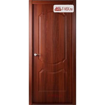 Межкомнатная дверь Перфекта (полотно глухое), Орех итальянский 2000х600 Belwooddoors (Товар № ZF48455)
