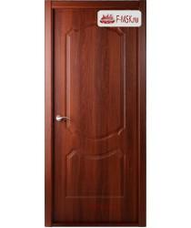 Межкомнатная дверь Перфекта (полотно глухое), Орех итальянский 2000х900 Belwooddoors (Товар № ZF48458)