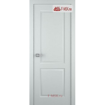 Межкомнатная дверь Alta (полотно глухое), Эмаль светло - серый 2000х600 Belwooddoors (Товар № ZF125645)