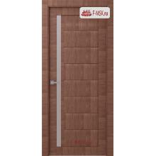 Межкомнатная дверь Барселона (остекленное), Нойс, Стекло: Мателюкс бронза, 2000х600 Belwooddoors (Товар № ZF125669)