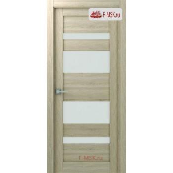 Межкомнатная дверь Мирелла (остекленное), Дуб дорато, Стекло: Мателюкс бронза, 2000х900 Belwooddoors (Товар № ZF125705)