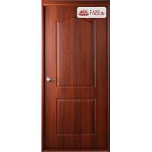 Межкомнатная дверь Капричеза L (полотно глухое), Орех итальянский 2000х800 Belwooddoors (Товар № ZF49392)