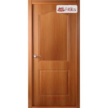 Межкомнатная дверь Капричеза L (полотно глухое), Орех миланский 2000х700 Belwooddoors (Товар № ZF49395)