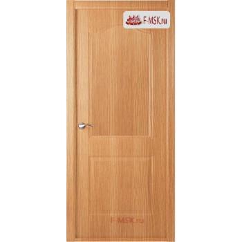 Межкомнатная дверь Капричеза L (полотно глухое), Светлый дуб 2000х600 Belwooddoors (Товар № ZF49398)