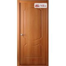 Межкомнатная дверь Перфекта (полотно глухое), Орех миланский 2000х600 Belwooddoors (Товар № ZF49424)