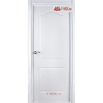Межкомнатная дверь Капричеза L (полотно глухое), Белый 2000х700 Belwooddoors (Товар № ZF31746)