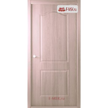 Межкомнатная дверь Капричеза L (полотно глухое), Клен серебристый 2000х800 Belwooddoors (Товар № ZF31758)
