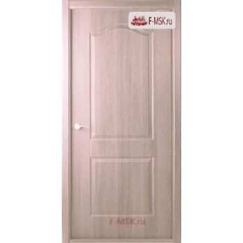 Межкомнатная дверь Капричеза L (полотно глухое), Клен серебристый 2000х700 Belwooddoors (Товар № ZF31766)