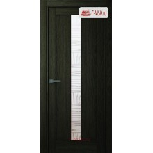 Межкомнатная дверь Челси (остекленное), Шимо, Стекло: Мателюкс бронза, 2000х700 Belwooddoors (Товар № ZF125809)