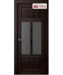 Межкомнатная дверь Аризона (остекленное), Дуб вералинга, Стекло: Мателюкс флоат графит, 2000х900 Belwooddoors (Товар № ZF125901)