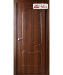 Межкомнатная дверь Перфекта (полотно глухое), Каштан золотистый 2000х600 Belwooddoors (Товар № ZF48623)