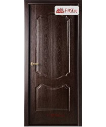 Межкомнатная дверь Перфекта (полотно глухое), Темный шоколад 2000х600 Belwooddoors (Товар № ZF48627)