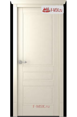 Межкомнатная дверь Эверли (полотно глухое), Эмаль жемчуг 2000х600 Belwooddoors (Товар № ZF35163)