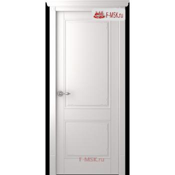 Межкомнатная дверь Селби (полотно глухое), Эмаль белый 2000х600 Belwooddoors (Товар № ZF59719)