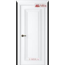 Межкомнатная дверь Палаццо 1 (полотно глухое), Эмаль белый 2000х600 Belwooddoors (Товар № ZF59515)