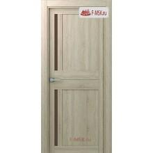 Межкомнатная дверь Мадрид 04 (остекленное), Дуб дорато, Стекло: Мателюкс бронза, 2000х700 Belwooddoors (Товар № ZF59201)