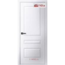 Межкомнатная дверь Роялти (полотно глухое), Эмаль белый 2000х600 Belwooddoors (Товар № ZF59240)