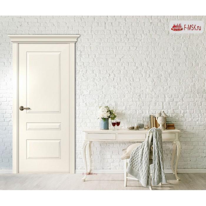 орлиный белые двери модерн на серой стене фото также