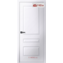 Межкомнатная дверь Роялти (полотно глухое), Эмаль белый 2000х800 Belwooddoors (Товар № ZF59252)