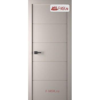 Межкомнатная дверь Арвика (глухое полотно), Эмаль слоновая кость 2000х700 Belwooddoors (Товар № ZF59119)