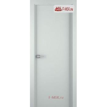 Межкомнатная дверь Avesta (полотно глухое), Эмаль светло - серый 2000х600 Belwooddoors (Товар № ZF59324)