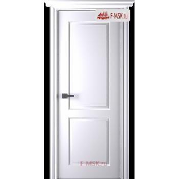 Межкомнатная дверь Alta (полотно глухое), Эмаль белый 2000х900 Belwooddoors (Товар № ZF59051)