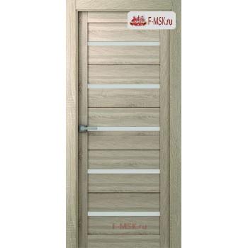 Межкомнатная дверь Модена (остекленное), Дуб дорато, Стекло: Мателюкс бронза, 2000х600 Belwooddoors (Товар № ZF126173)