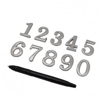 Цифра, в цвете CR Хром (Товар № ZF225113)