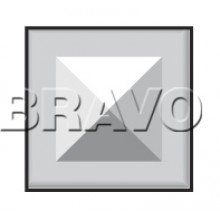 Розетка Тип-1, DIY, Thermo Oak (Товар № ZF55874)