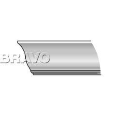 Карниз Тип-5 130-180 см, Вуд Классик-52, Ivory (Товар № ZF75211)