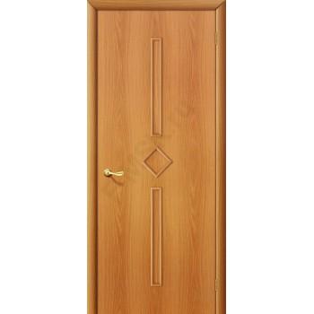 Межкомнатная ламинированная дверь 9Г миланский орех BRAVO Цвет: Миланский орех Глухая (Товар №  ZF984)