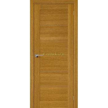 Дверь межкомнатная Вуд Модерн-21 - в цвете Natur Oak Шпон натуральный (Товар № ZF165664)