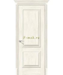Дверь межкомнатная экошпон Классико-12 в цвете Nordic Oak (Товар № ZF165668)