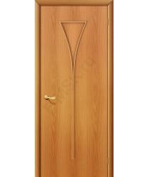 Межкомнатная ламинированная дверь 3Г миланский орех BRAVO Цвет: Миланский орех Глухая (Товар №  ZF981)