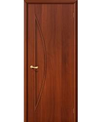 Межкомнатная ламинированная дверь 5Г итальянский орех BRAVO Цвет: Итальянский орех Глухая (Товар №  ZF970)