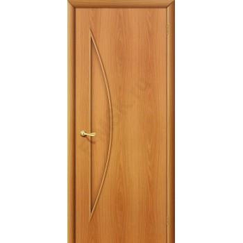 Межкомнатная ламинированная дверь 5Г миланский орех BRAVO Цвет: Миланский орех Глухая (Товар №  ZF971)