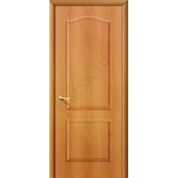 Межкомнатная дверь Палитра ПГ миланский орех BRAVO Цвет: Миланский орех Глухая (Товар №  ZF968)